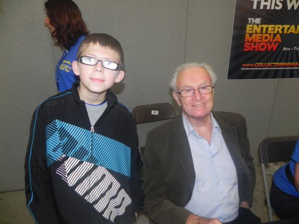 William Russell (dr who)