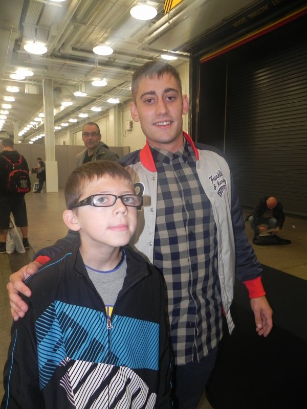 Michael Socha (Being Human)