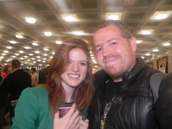 Rose Leslie (Game of Thrones)