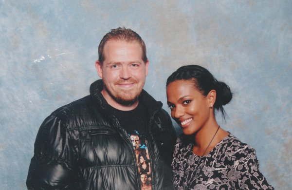 Freema Agyeman (dr' who)