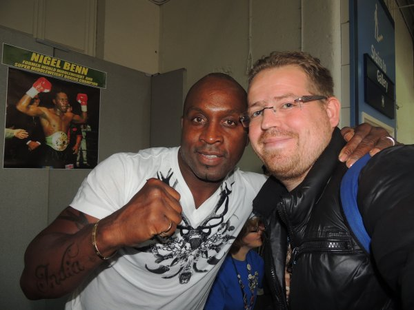 Nigel Benn (boxe)