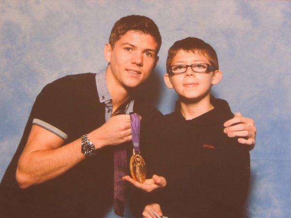 Luke Campbell (medaille d'or de boxe au jeux olympique 2012)