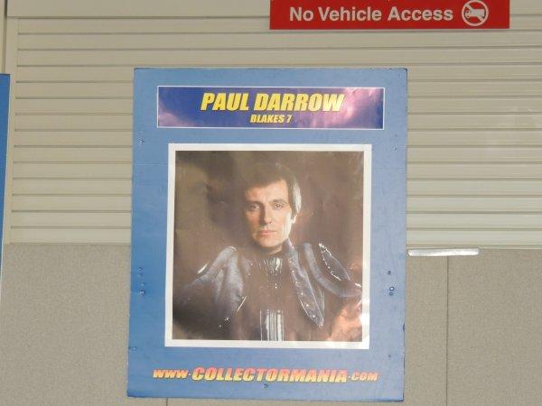 Paul Darrow (blakes 7)