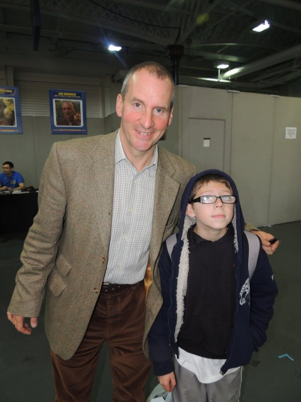 Chris Barrie (Red Dwarf)