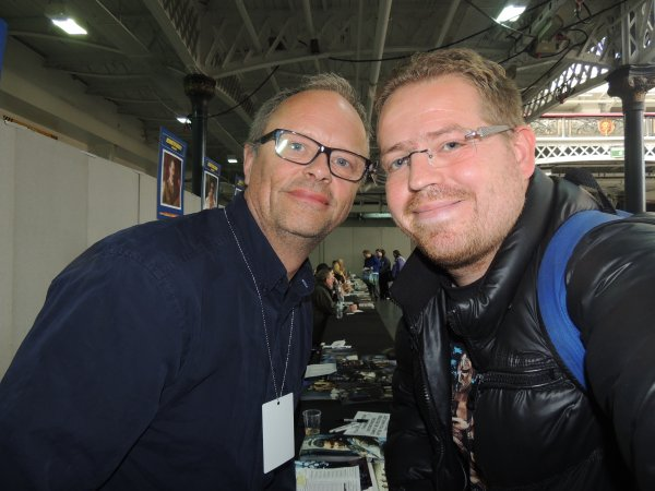 Robert Llewellyn (Red Dwarf)