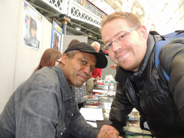 Hugh Quarshie (star wars)