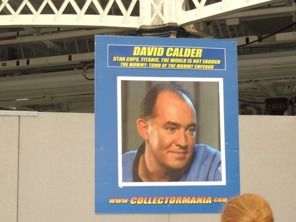 David Calder (Star Cops, Titanic, The Mummy)