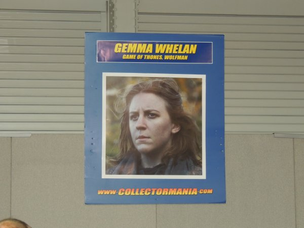 Gemma Whelan (Game of Throne)