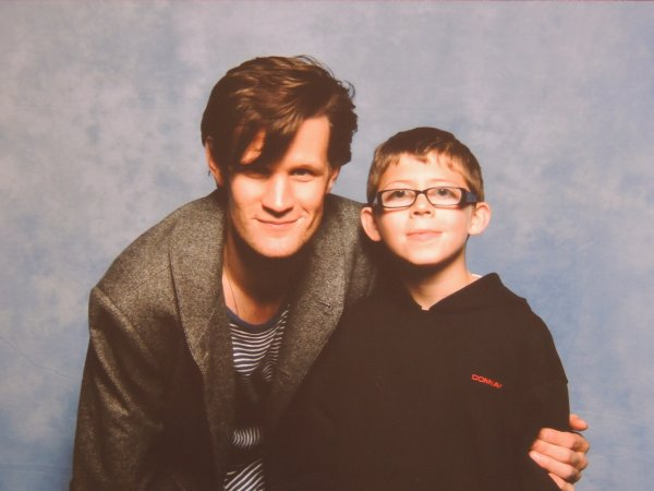 matt smith (dr who)