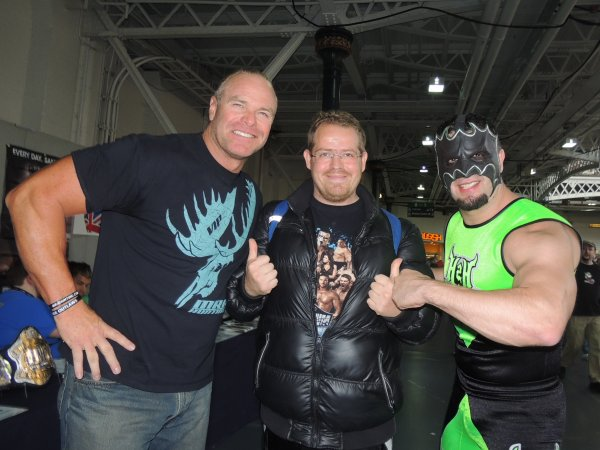 billy gunn et Shane Helms