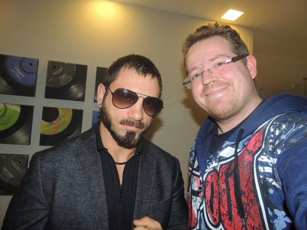 Austin Aries (tna wrestling)