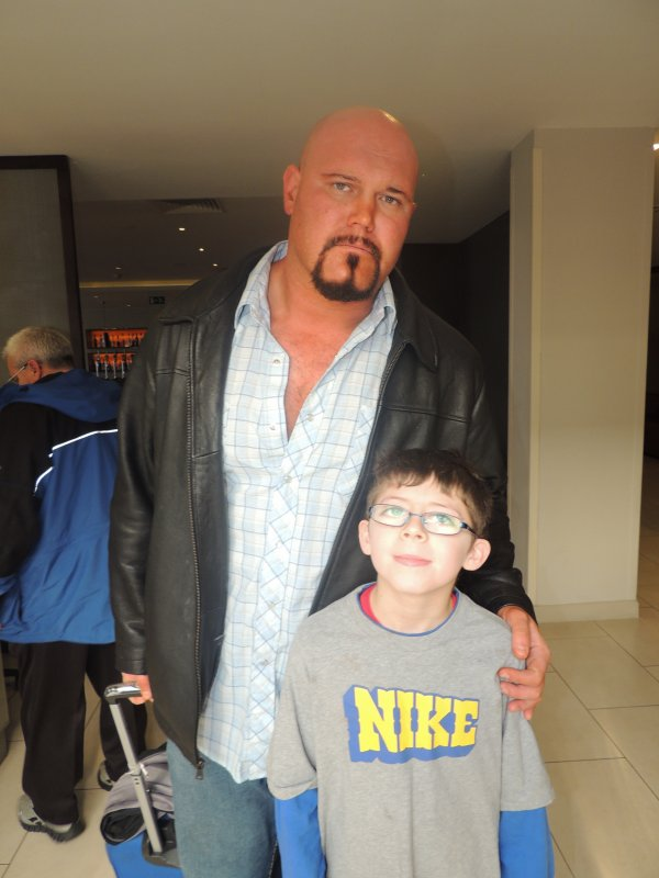 luke gallows (tna wrestling)