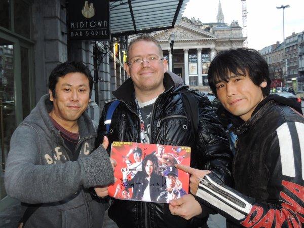 Yudai Yamaguchi et tak sakaguchi (Battlefield Baseball - Deadball)