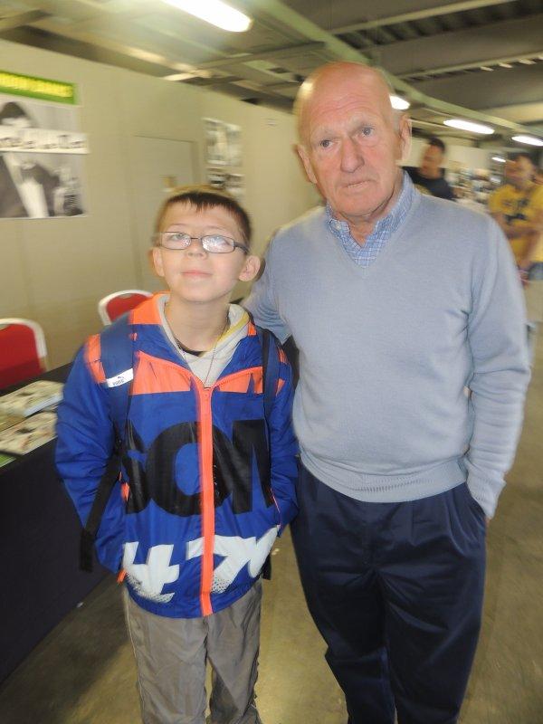 Archie Gemmill (ex joueur de foot de Nottingham Forest)