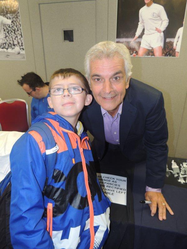 Mick Bates (ex joueur de foot du leeds united)
