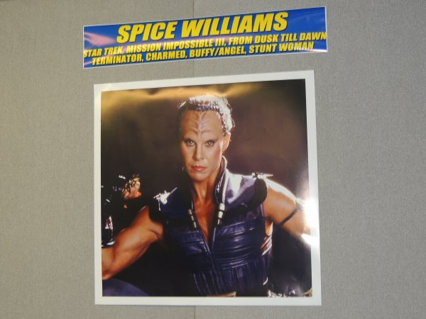 Spice Williams (star trek)