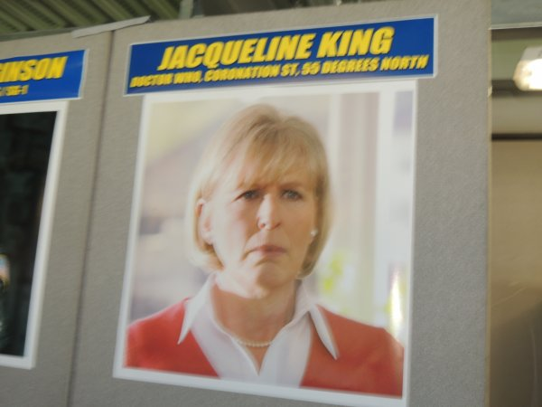Jacqueline King (dr who)