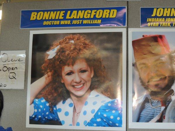 Bonnie Langford (dr who)