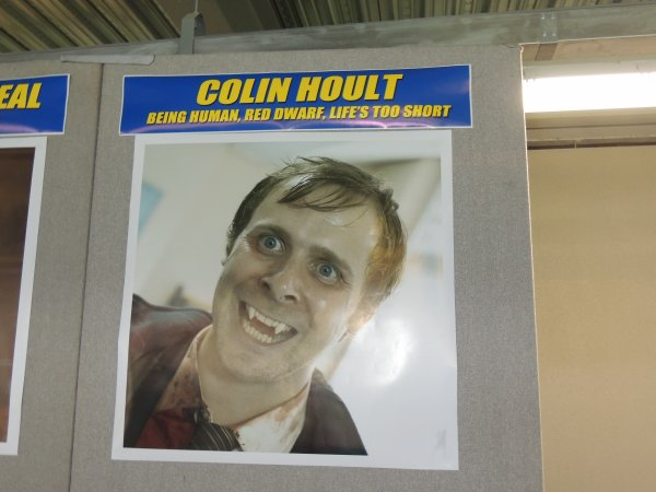 Colin Hoult (being human)