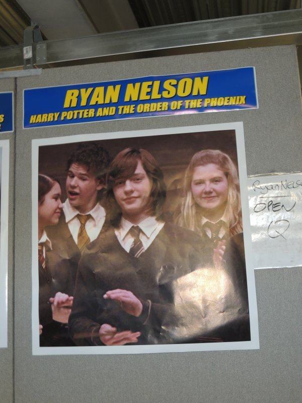 Ryan Nelson (harry potter)