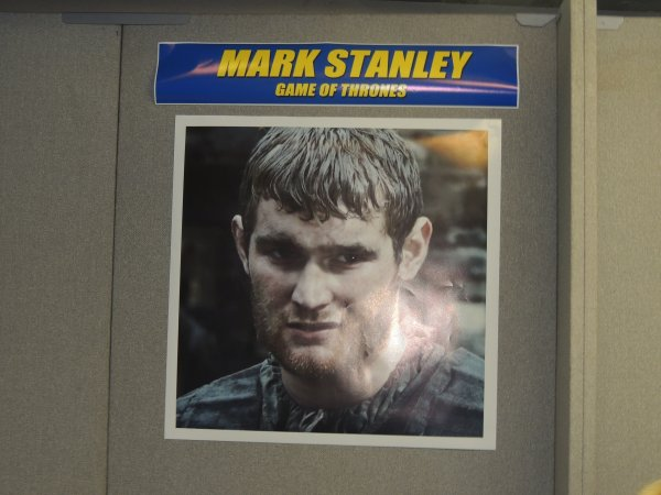 Mark Stanley (game of thrones)