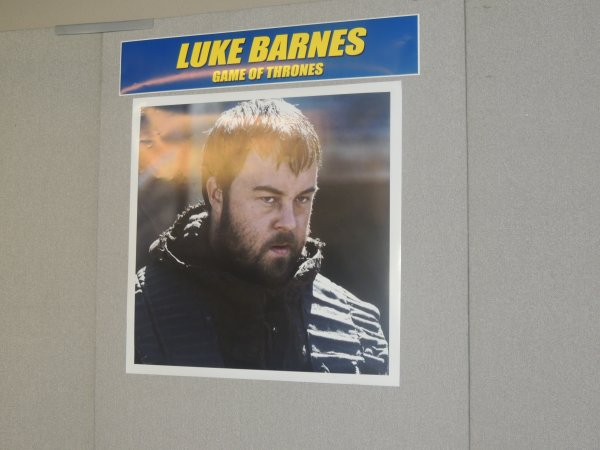 Luke Barnes (games of thrones)