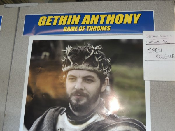 Gethin Anthony (games of thrones)