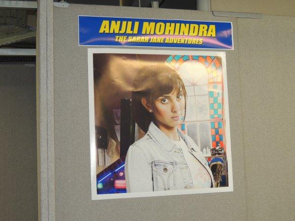 Anjli Mohindra (sarah jane)