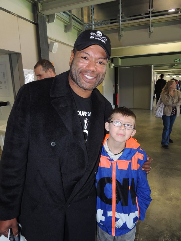 Christopher Judge (Stargate)