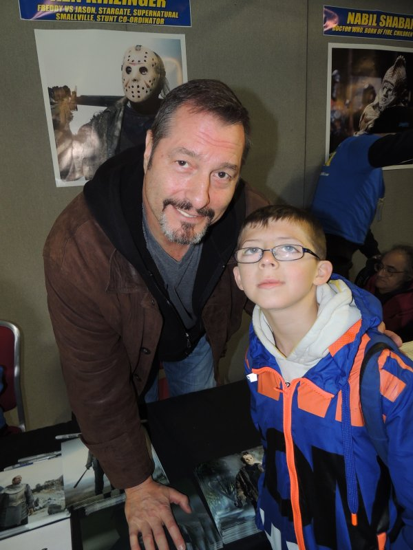 Ken Kirzinger (Freddy vs Jason)