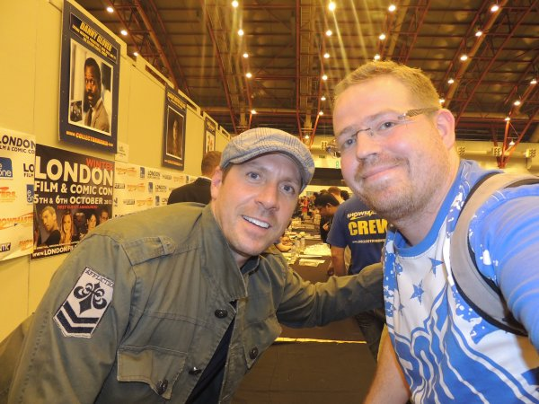 ray park (star wars - x-men - G.I. Joe)