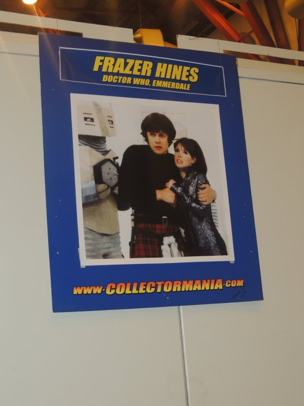 frazer hines (dr who)