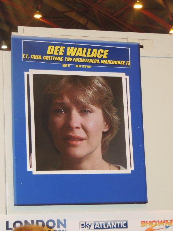 dee walace (E.T)