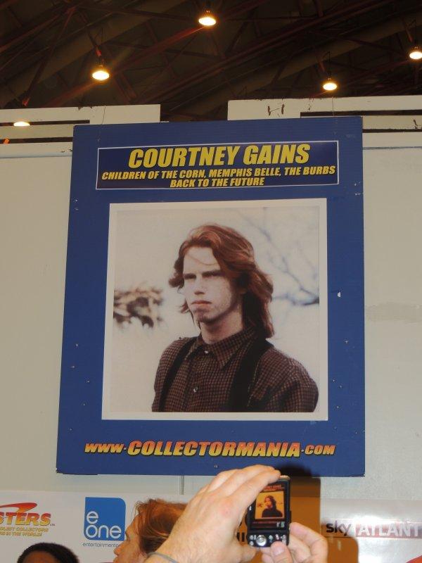 courtney gains (Les Démons du maïs)