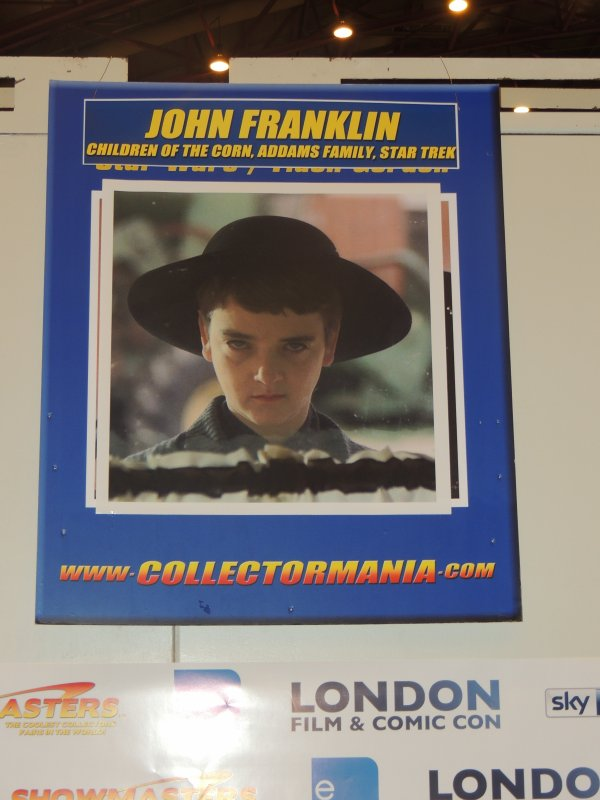 john franklin (Les Démons du maïs)