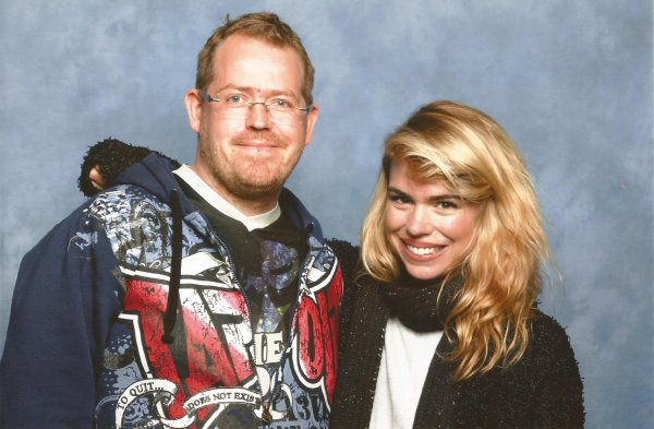 Billie Piper (dr who)