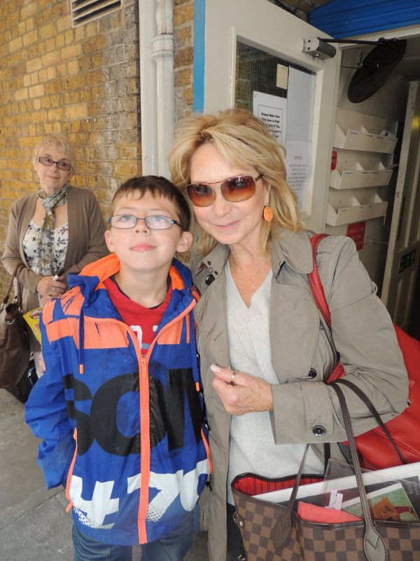 Felicity Kendal (doctor who)