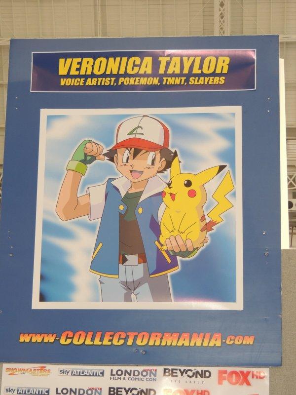 veronica taylor (voix englaise de sacha dans pokemon)