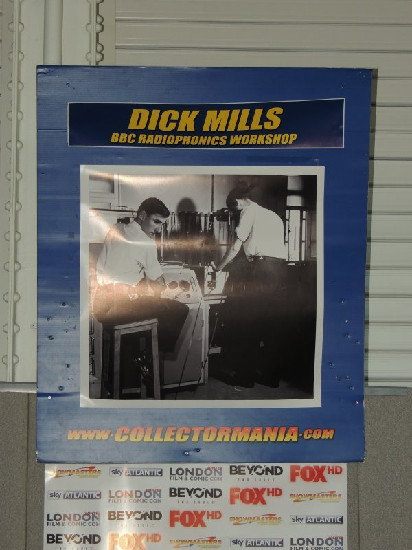 dick mills (bbc)