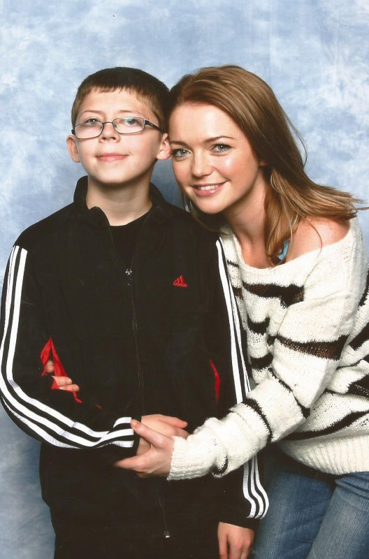 hannat spearritt (primeval - s-club 7)