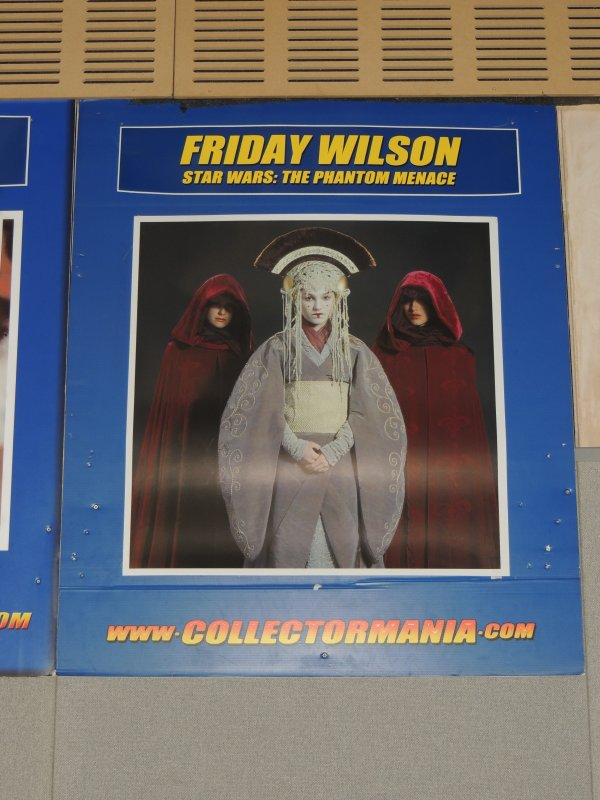 friday wilson (star wars)