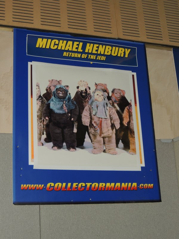 Micheal Henbury (star wars - harry potter)