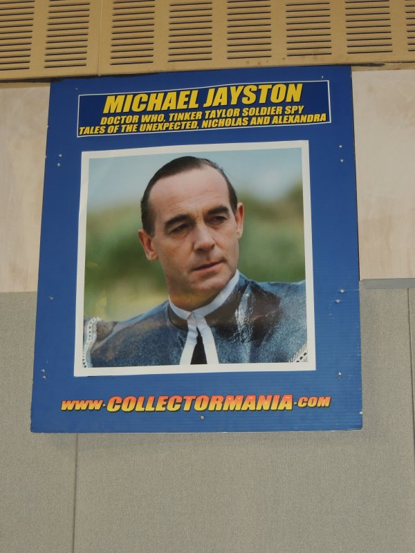 Michael Jayston (dr who)