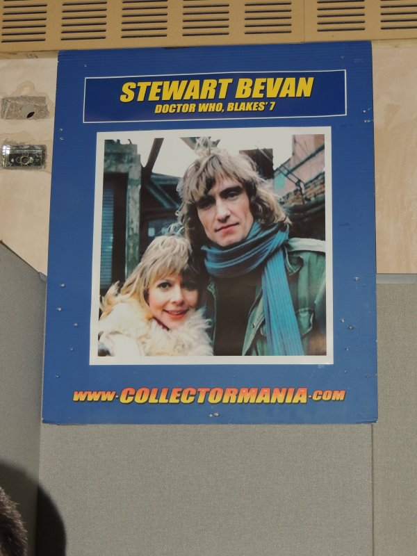 Stewart Bevan (dr who)