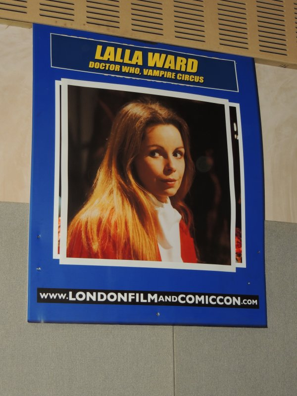 Lalla Ward (dr who)