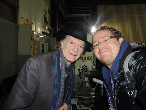 David Bradley (harry potter - game of thrones - dr who)