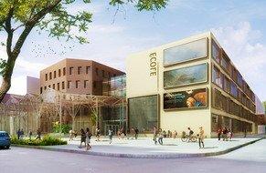 l'Ecole Nationale Supérieure d'Art se prépare pour Artem