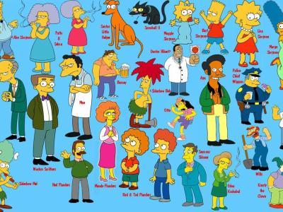 Blog de donuts simpson mmmmmm des donuts - Tout les personnage des simpson ...