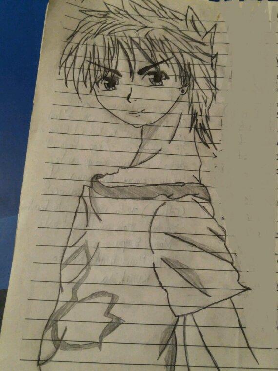 OC : Kaito Soma