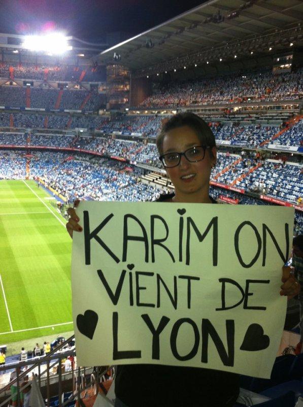 A Madrid =) !